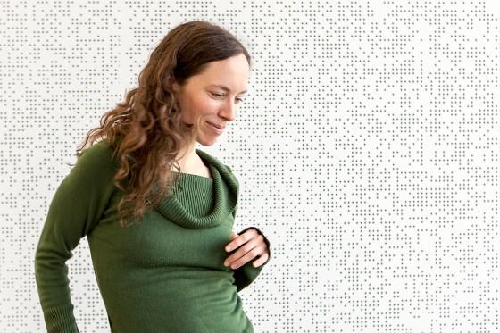 Ein Portait von Nadine Steurer, Foto: Karolina Miernik